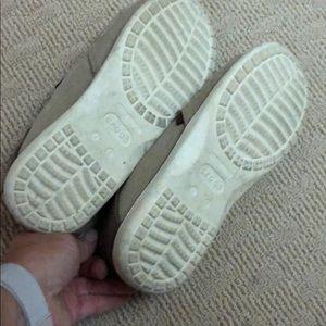CROCS Shoes - canvas crocs